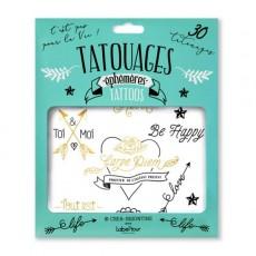 Tatouages éphémères - Créa Bisontine