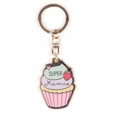 Porte-clés Super Mamie - Créa bisontine