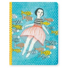 Cahier Elodie - Lovely Paper by Djeco