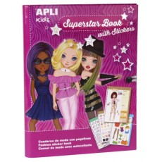 Superstar book - APLI Kids