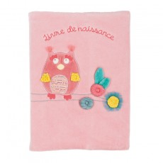 Livre de naissance - Mademoiselle et Ribambelle -  Moulin Roty