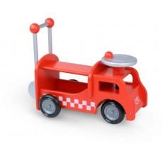 Camion porteur pompier 2 en 1 - Vilac
