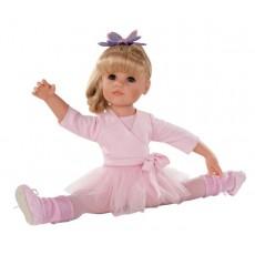 Poupée Hannah au ballet, cheveux blonds - Götz