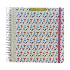Sticker Book Fleur - Majolo