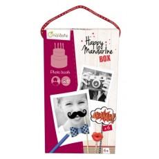 Happy Mandarine Box Photo booth - Avenue Mandarine