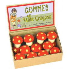 Gomme Taille-Crayons - Marc Vidal